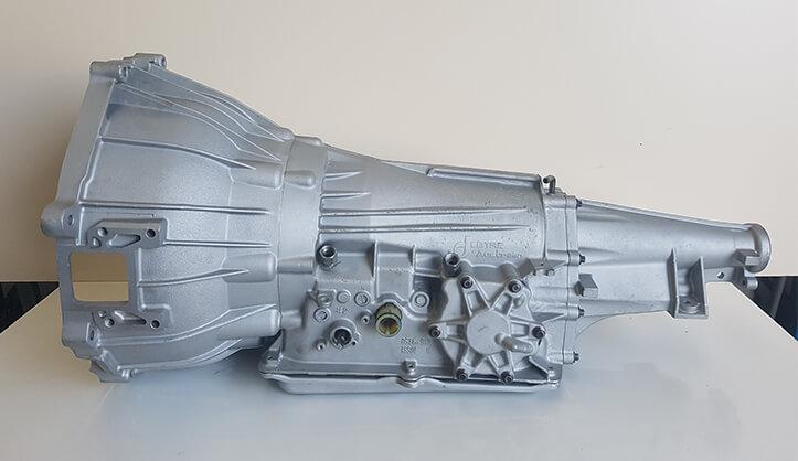 Ford Falcon Ba Bf V8